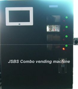 High Quality Wall-Mounted Vending Machine (JSM03) pictures & photos