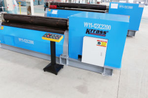 Trusted Krrass Supply Plate Rolling Machine pictures & photos
