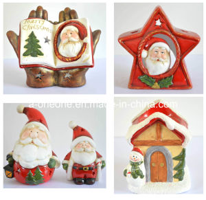 Ceramic Christmas Decoration Holiday Gift Ceramic