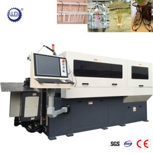 3D CNC Wire Bending Machine with Ce Cetification pictures & photos