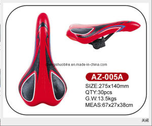 Red Mountain Bike Saddle Az-053A for Sale pictures & photos