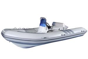 Fiberglass Boat 450