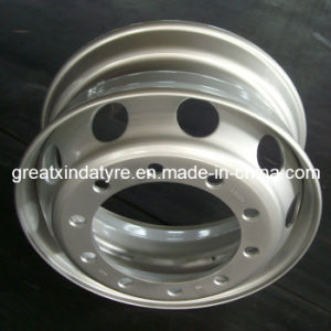 Truck Steel Wheel with TUV and DOT (22.5X9.00 22.5X8.25) pictures & photos