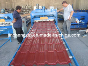 Rolling Glazed Tile Forming Machine pictures & photos