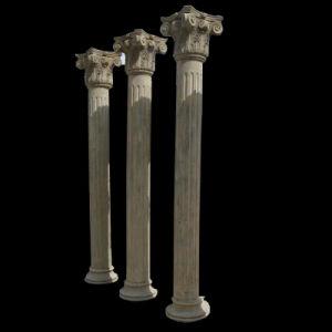 Antique Stone Column, Marble Pillar pictures & photos