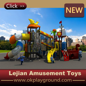 Children Favor World Outdoor Plastic Playground (X1510-1) pictures & photos