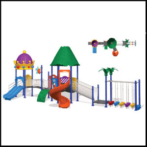 Amusement Park Playground Equipment/ Kindergarden Supply Park Toy (XPCB053A)