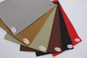 PVC Synthetic Leather for Automotive Seat pictures & photos
