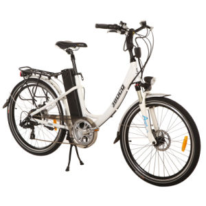 En15194 36V/250W Hub Motor & 10ah Lithium Battery 26 Inch City Electric Bicycle (JB-TDF02Z) pictures & photos
