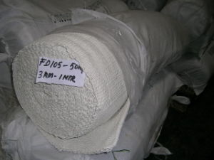 Dusted Asbestos Cloth for High Temperature Insulation pictures & photos