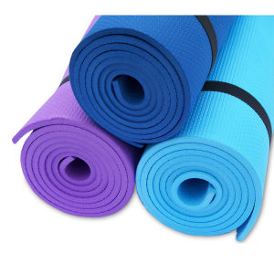 Natural Rubber Yoga Mat pictures & photos