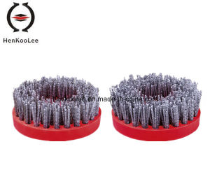 Silicon Carbide Fickert Grinding Brush pictures & photos
