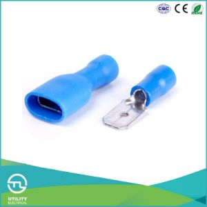 Utl Fdfd Series Female Full-Insulated Cable Lugs Joints pictures & photos