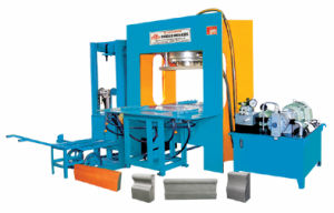 Curbstone Machine, Paver Machine, Paver Brick Machine (PJ3000)