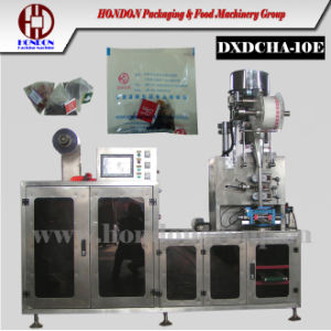 Double Bags Nylon Mesh Tea Bag Packing Machine pictures & photos