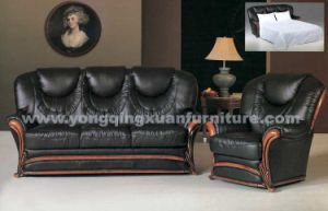 Leather Sofa -2767