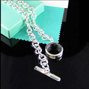 925 Sterling Silver Imitation Jewelry (TNX003)