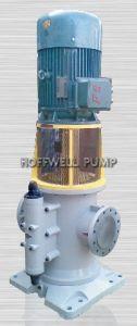 CE Approved 3GCLS Double Suction Vertical Triple Screw Pump pictures & photos