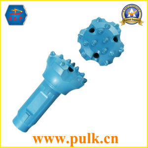 110CIR Series Low Air Pressure DTH Hammer Drill Bits pictures & photos