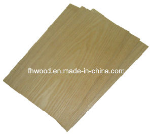 Ash Veneered Plywood for Furniture and Decoration pictures & photos