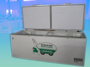 Chest Freezer With Big Capacity (BDBC-1000) pictures & photos