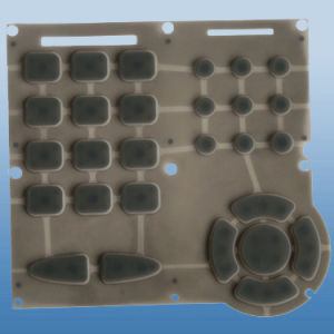 Rubber Keypad, Silicone Rubber Buttom