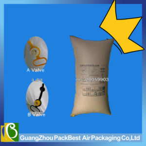 SGS Kraft Paper Dunnage Air Bag