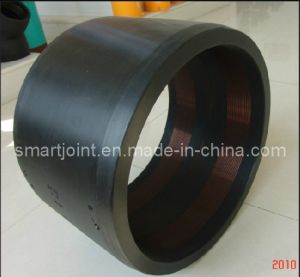 PE Electrofusion Fitting Large Size Coupler pictures & photos