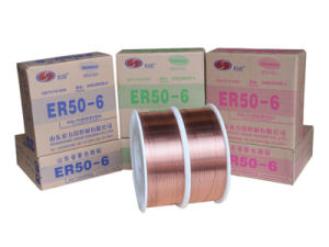 Sg2 Low Carbon Steel Welding Wire pictures & photos