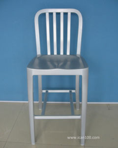 Cast Aluminum Counter Stool, Navy Chair (DC-06012) pictures & photos