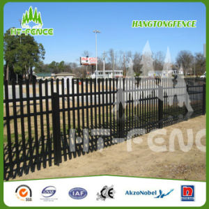 New Style Hot DIP Galvanized Palisade Fence pictures & photos