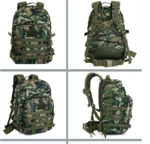 Military Tactical Backpack Water Proof Backpack pictures & photos