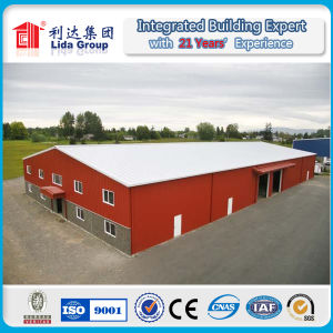 High Quality Economical Green Building Steel Structure Workshop pictures & photos