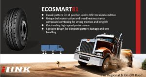 All Steel Radial Truck & Bus Tires 7.00r16lt (ECOSMART 81) pictures & photos