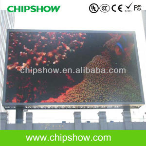 Chipshow High Quality Full Color P8 Outdoor LED Screen pictures & photos
