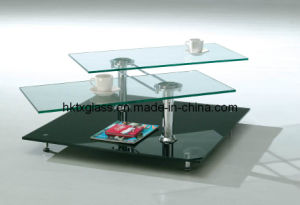 Tempered Glass Table Top pictures & photos