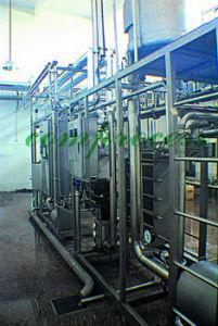 Vacuum Evaporator for Milk Processing