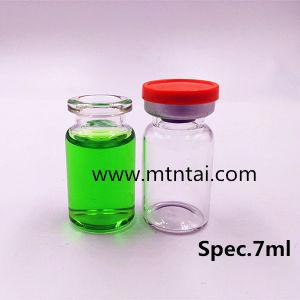 Glass Injection Vials/Flat Shoulder Glass Bottle pictures & photos