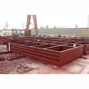 Industrial Boiler Steel Structure Frame Parts