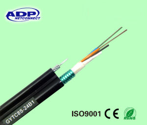 GYTC8S 2-288 Core Outdoor Fiber Optic Cable pictures & photos