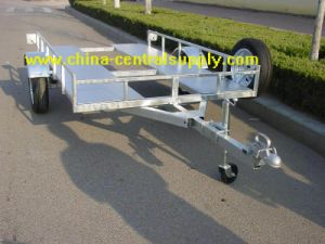 2.5x1.5m Golf Cart Trailer (GCT010A) pictures & photos