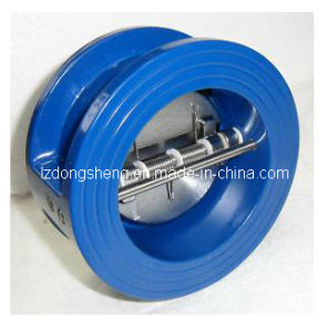 Wafer Check Valve Body with Epoxy Coating pictures & photos