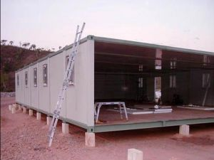 20ft Container House (Model-----006) pictures & photos