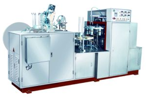 Double Side PE Coated Paper Cup Machine (JBZ-D)