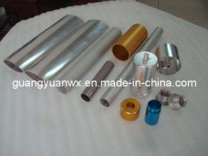 6061 T6/6063 T5/6060 T66 Anodized Aluminium Tube/Pipe pictures & photos