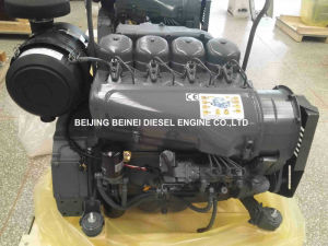 Portable Air Compressor Diesel Engine Air Cooled F4l912 pictures & photos