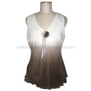 Ladies Silk Top (yc08)