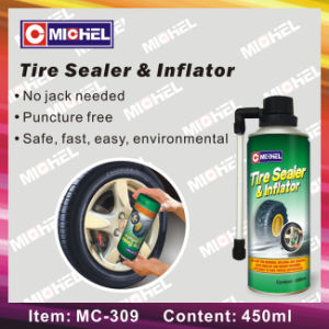 Tyre Quick Seal and Inflator