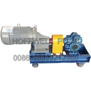 CE Approved KCB483.3 Portable Gear Pump pictures & photos