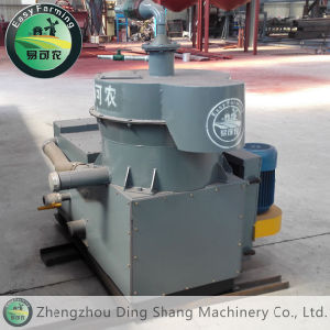 Poultry Manure Centrifugal Drying Equipment Ts600